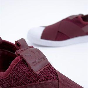 separation shoes 8f8af 43aa9 Adidas Superstar Slip-on NWT